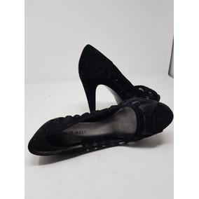 Zapato Plataforma Negro Mujer Nine West* La Segunda Bazar