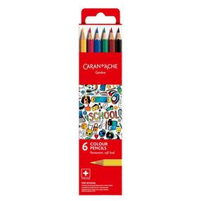 Lápices De Colores Caran D