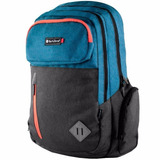Mochila Backpack Para Laptop 15.6 Azul Tz16lbp30 Techzone