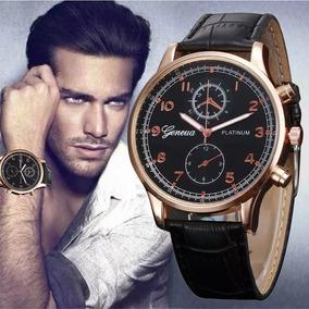 Relógio Masculino Luxo Pronta Entrega
