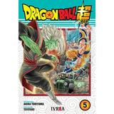 Manga Dragon Ball Super # 05 - Akira Toriyama