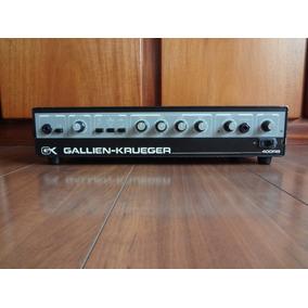 Cabeçote P/ Baixo Gk Gallien Krueger 400rb Ii