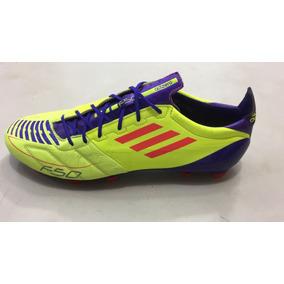 sports shoes 06ae9 b0fca Taco adidas F50 Adizero Fg 100% Piel Profesionales Messi Ama