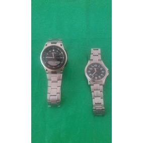 6f416fb0ab6 Relogio Casio Segunda Linha - Relógios no Mercado Livre Brasil