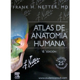 Atlas De Anatomía Humana Netter (6ta)