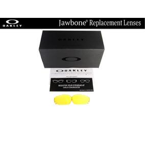 Micas De Reemplazo Para Oakley Jawbone Color Yellow Clear