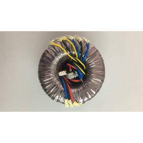 Transformador Trafo Caixa Amplificada Vicini Vc7160 Novo