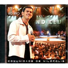 cd comunidade de nilopolis 2011