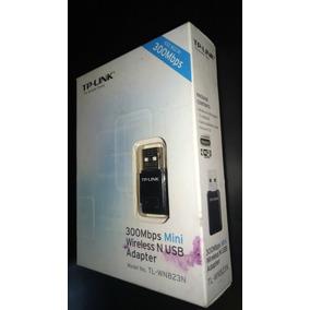 Tp-link Tl-wn823n Usb Wi-fi 300mbps
