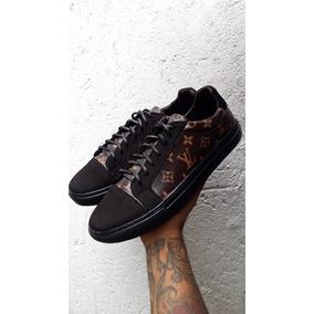 bf9e50aa8 Tenis Lv Louis Vuitton Sneaker Outros Modelos - Calçados, Roupas e ...