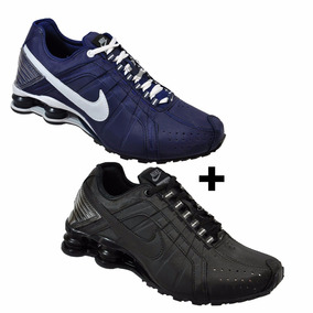 a0aa1c6931e Tenis Nike Shox Preto Com Laranja - Nike Outros Esportes para ...
