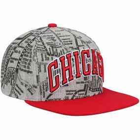 Gorra Chicago Bulls Mitchell Ness - Ropa y Accesorios en Mercado ... 08ee8688aff