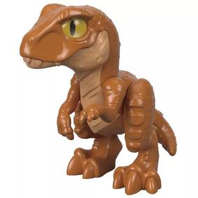 Mini Filhotes Jurassic World Imaginext Vários Modelos Fwf52