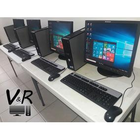 Remate Computadoras De Escritorio Dell Hp 4gb 160gb Core 2