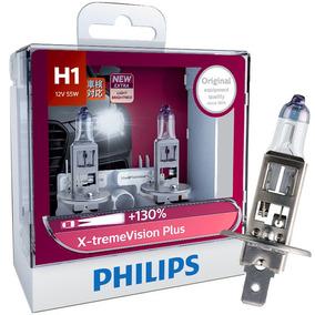 Philips (2 Piezas) Luces Antiniebla Delanter Luz De Noche H1