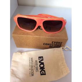 eab3f2f1f8193 Oculo Evoke Madeira De Sol - Óculos no Mercado Livre Brasil