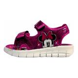 Sandalias Zapatillas Disney Minnie Luces Addnice Mundomanias