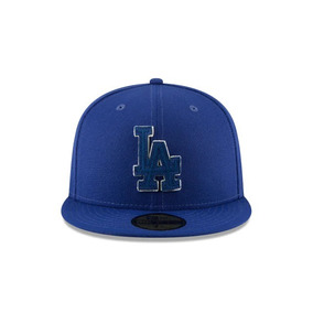 Gorra New Era Los Angeles Dodgers Suede Patcher Talla 7 1 2.   699 ede2ab0cdf3