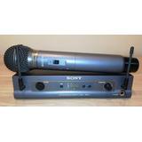 Micrófono Profesional Sony Inalámbrico