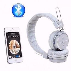 Fone De Ouvido Sem Fio Bluetooth Microfone Sd Fm P2 B05