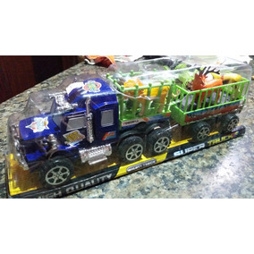 Camião Zoológico Brinquedo