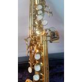 Saxofon Soprano Marca Everest