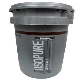 Proteina Isopure Low Carbs 7.5 Lbs Sabor Chocolate
