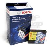 Kit Velas Cabos Bosch Bora 2.0 Fox Crossfox Spacefox Polo