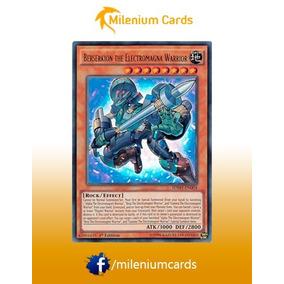 Yu-gi-oh! - Berserkion, O Guerreiro Imã Temporal - Ultra