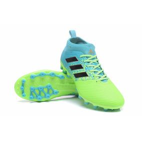 Chuteira Adidas Ace 17.3 Primemesh Society Verde - Chuteiras para ... b4b28712f03c3