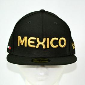 Gorras New Era Mexico Negra en Mercado Libre México 36a0b7097f7