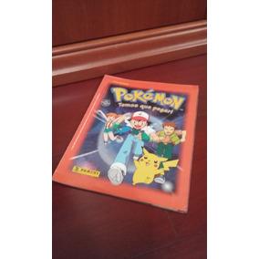 Pokémon Album De Figurinhas Panini 1999