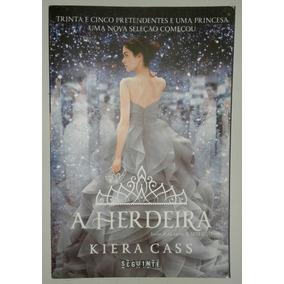 Livro A Herdeira - Kiera Cass