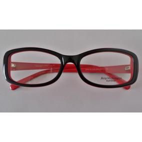 Armacao Oculos Feminino Grau Ana Hickmann - Óculos Preto no Mercado ... 70b5067b0e