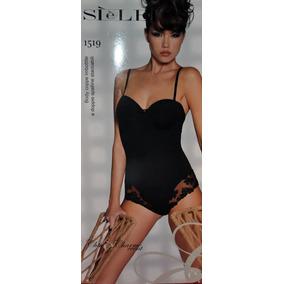 Body Elegante Y Sexy Italiano 100% Original En Color Negro