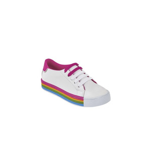 c0970eb71ef Tenis Cklass Kids Para Niños Y Niñas - Zapatos Blanco en Mercado ...