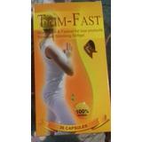 Suplemento Emagrecedor Trim Fast Com 36 Capsulas 100%natural