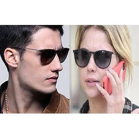 Lindo Óculos De Sol Super Moderno Oculos Sol Ray Ban - Óculos no ... 288f412dda