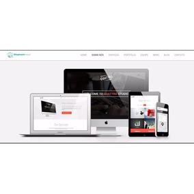 Quattro Site + Blog + Admin Responsivo Institucio Script Php