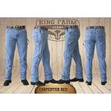 Calça Jeans King Farm Carpinteiro Red King