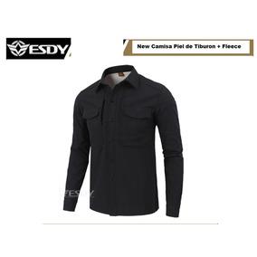 Chamarra Camisa Táctica Esdy- Polar / Impermeable