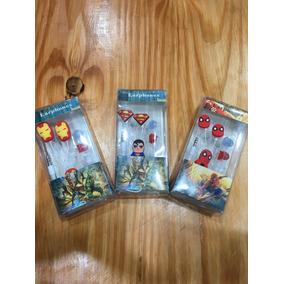 Audifonos Superheroes