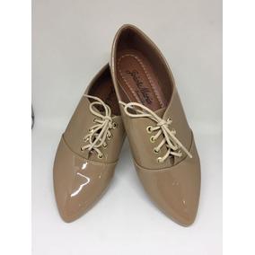 8312ee7e245 Sapatilha Stylus Tamanho 36 Feminino - Sapatos Nude no Mercado Livre ...