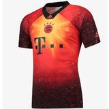 Camisa Blusa Camiseta Oficial Bayer De Munique 2018 Adulto 09e945cc11cec