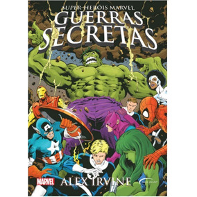 Super Herois Marvel - Guerras Secretas - Volume 8