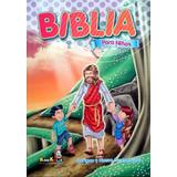 Estudio De La Biblia Para Niños Ilustrado + Envío Gratis