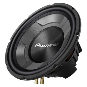Alto Falante Subwoofer 12 350w Rms 4 Ohms Pioneer Ts-w3060br