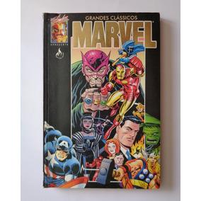 Revista Grandes Clássicos Marvel Vol. 1 Ed. Mythos 2006