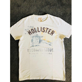 Hollister Playera Talla S