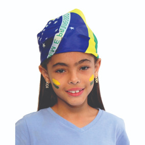 Lenço De Cabeça Baiana - Acessórios da Moda no Mercado Livre Brasil bc81dcd037